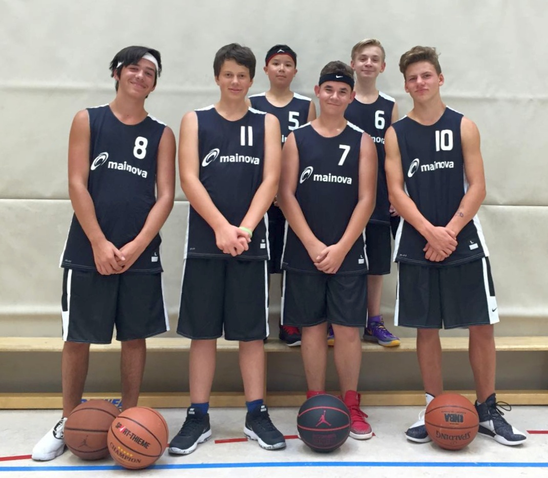 2016_Gruppe Basketball